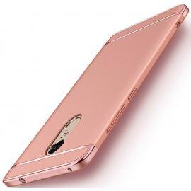 Funda Xiaomi Redmi 5 Plus Cromadas Rosa.