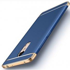 Funda Xiaomi Redmi 5 Cromadas Azul