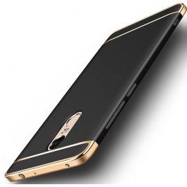 Funda Xiaomi Redmi 5 Cromadas Negra