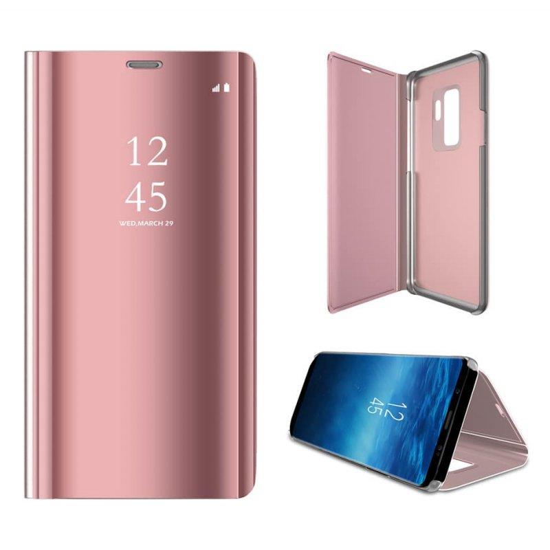 4ab8fc28c46 Funda Libro Ventana Translucida Samsung Galaxy S9 Plus Rosa