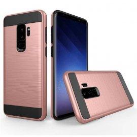 Funda Samsung Galaxy S9 Plus Swag Oro Rosa