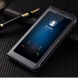 Funda Libro Huawei Mate 10 Lite con Tapa y Soporte Full Negra