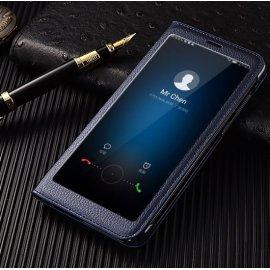 Funda Libro Huawei Mate 10 Lite con Tapa y Soporte Full Azul