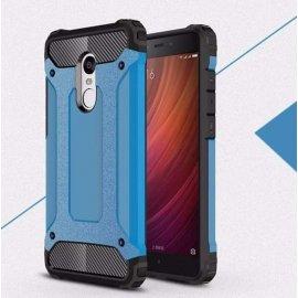 Funda Xiaomi Redmi 5 Plus Shock Resistante Azul