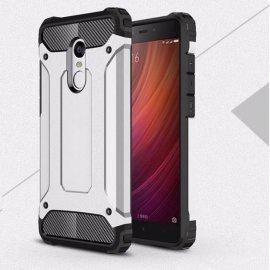Funda Xiaomi Redmi 5 Plus Shock Resistante Gris