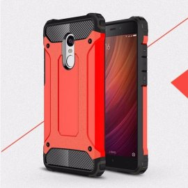 Funda Xiaomi Redmi 5 Resistante Roja