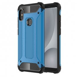 Funda Xiaomi Redmi Note 5 Shock Resistante Azul