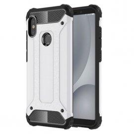 Funda Xiaomi Redmi Note 5 Shock Resistante Gris