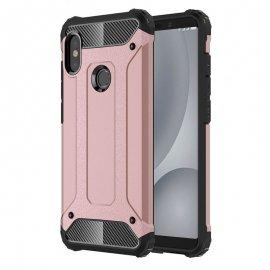 Funda Xiaomi Redmi Note 5 Shock Resistante Rosa