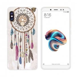 Funda Xiaomi Redmi Note 5 Gel Dibujo Dreams