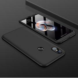 Funda 360 Xiaomi Redmi Note 5 Pro Negra