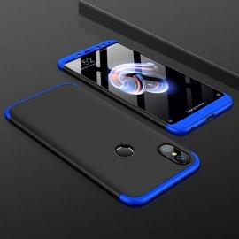 Funda 360 Xiaomi Redmi Note 5 Pro Azul