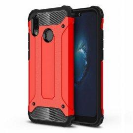 Funda Huawei P20 Lite Shock Resistante Rojo