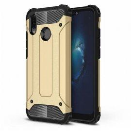 Funda Huawei P20 Lite Shock Resistante Dorada