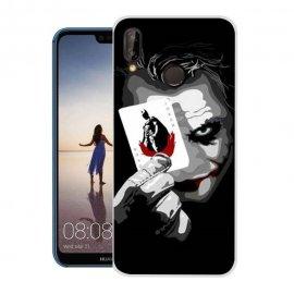 Funda Huawei P20 Lite Gel Dibujo Joker
