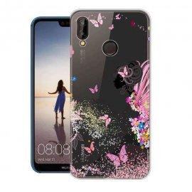 Funda Huawei P20 Lite Gel Dibujo Ada