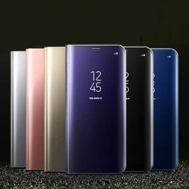 Funda Libro Ventana Translucida Huawei P20 Lite
