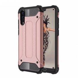 Funda Huawei P20 Shock Resistante Rosa