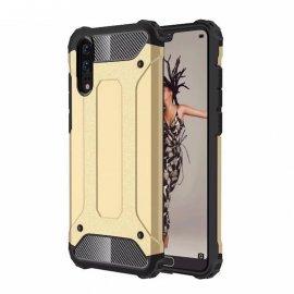 Funda Huawei P20 Shock Resistante Dorada