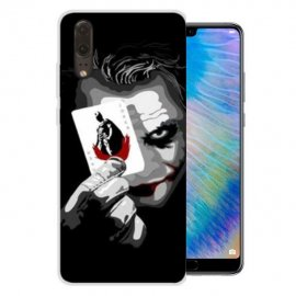 Funda Huawei P20 Gel Dibujo Joker