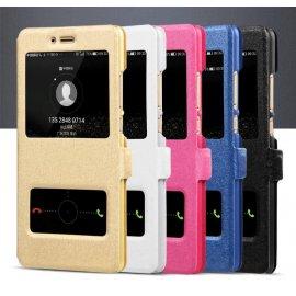 Funda Libro Huawei P20 Pro con Tapa y Soporte blanca