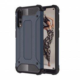 Funda Huawei P20 Pro Shock Resistante Azul Navy