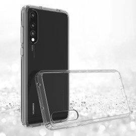 Funda Huawei P20 Pro Hybrid Transparente