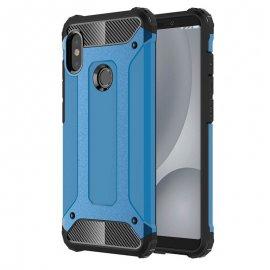 Funda Xiaomi Redmi Note 5 Pro Shock Resistante Azul