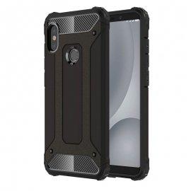 Funda Xiaomi Redmi Note 5 Pro Shock Resistante Negra