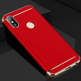 Funda Xiaomi Redmi Note 5 Pro Cromadas Roja