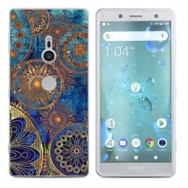 Funda Sony Xperia XZ2 Gel Dibujo Astral