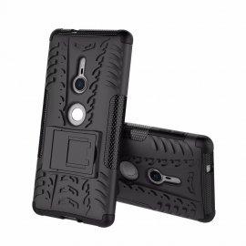 Funda Sony Xperia XZ2 Armadura Resistante Negra