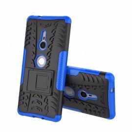 Funda Sony Xperia XZ2 Armadura Resistante Azul