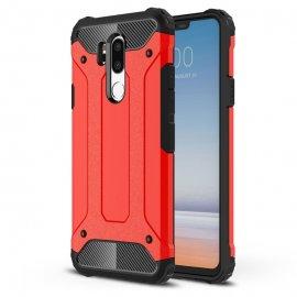 Funda LG G7 Shock Resistante Roja