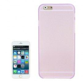Funda IPhone 6 Gel Mas Fina del Mundo 0.22mm Rosa