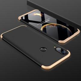 Funda 360 Huawei P20 Lite Negra y Oro