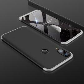 Funda 360 Huawei P20 Lite Negra y Gris