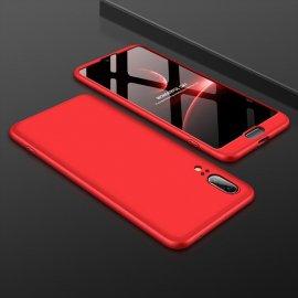 Funda 360 Huawei P20 Rojo