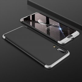 Funda 360 Huawei P20 Negra y Gris