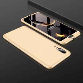 Funda 360 Huawei P20 Dorado