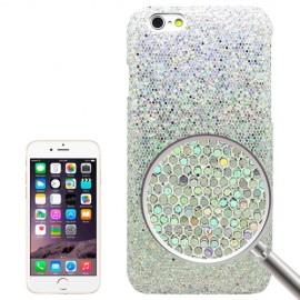 Funda Iphone 5 Diamante Plateada