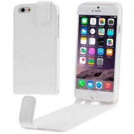Funda cuero Iphone 6 Vit Blanca