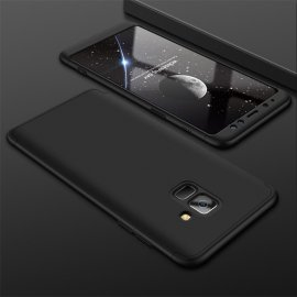 Funda 360 Samsung Galaxy A5 2018 Negra