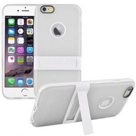 Funda Iphone 6 Soporte Gris Slim