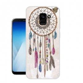 Funda Samsung Galaxy A8 Plus 2018 Gel Dibujo Sueños