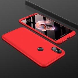 Funda 360 Xiaomi Mi A2 Roja