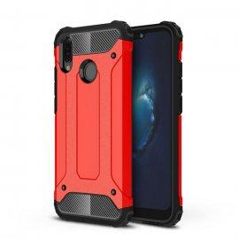 Funda Huawei P20 Pro Shock Resistante Roja