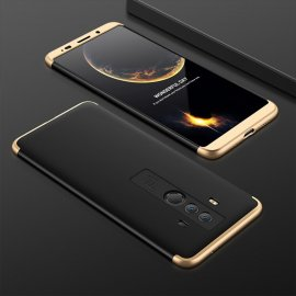 Funda 360 Huawei Mate 10 Pro Negra y Oro