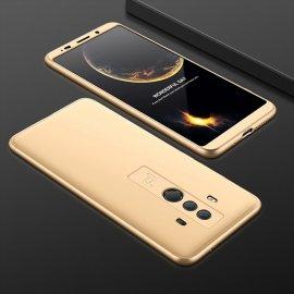 Funda 360 Huawei Mate 10 Pro Dorada