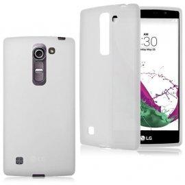 Funda LG G4c Gel Negra Doble Mate